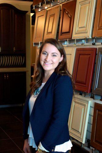 Sara, The Ewing Companies, Cabinet Designer