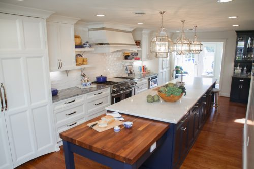 Ewing family kitchen