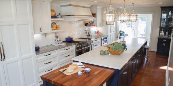 Ewing family kitchen