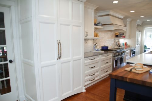 refrigerator-with-custom-cabinetry-panels
