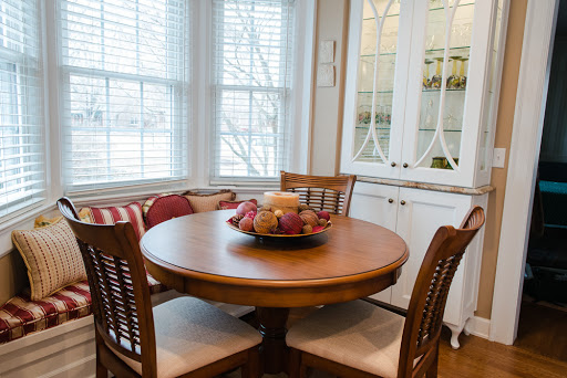Title: A Seat at the (Kitchen) Table