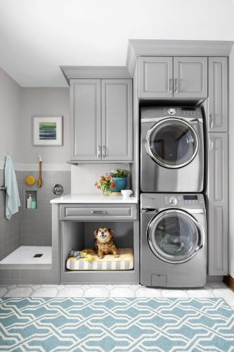 Designing Your Dream Laundry Room